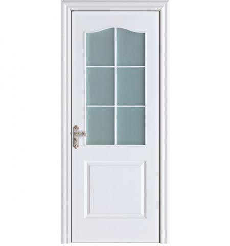Half Glass Interior Door