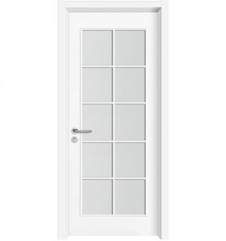 Glass Interior Door