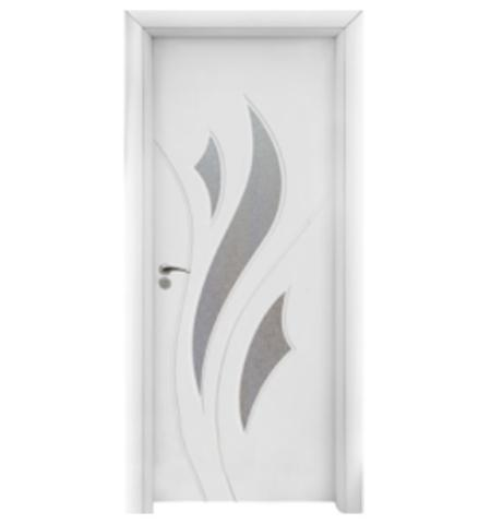 2019 Modern Design Interior PVC Door