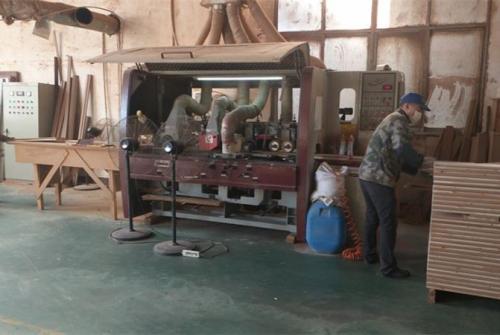 Moulder machine
