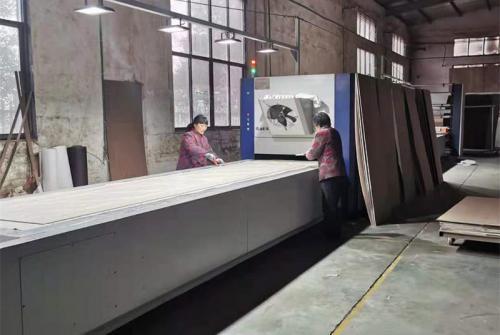 Auto Coating PVC machine